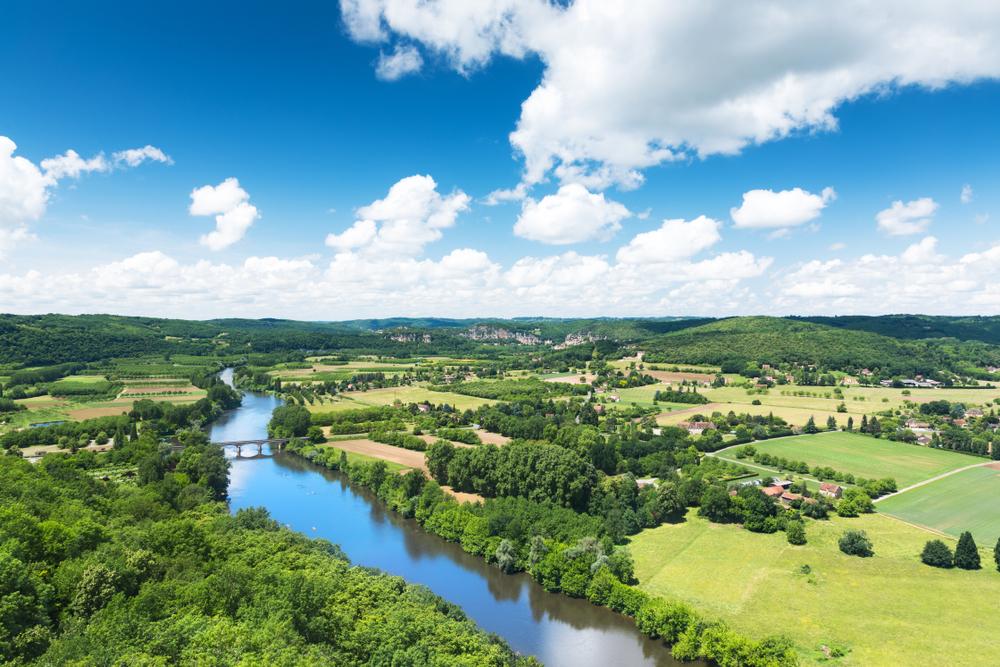 Camping vert de charme proche de la Dordogne