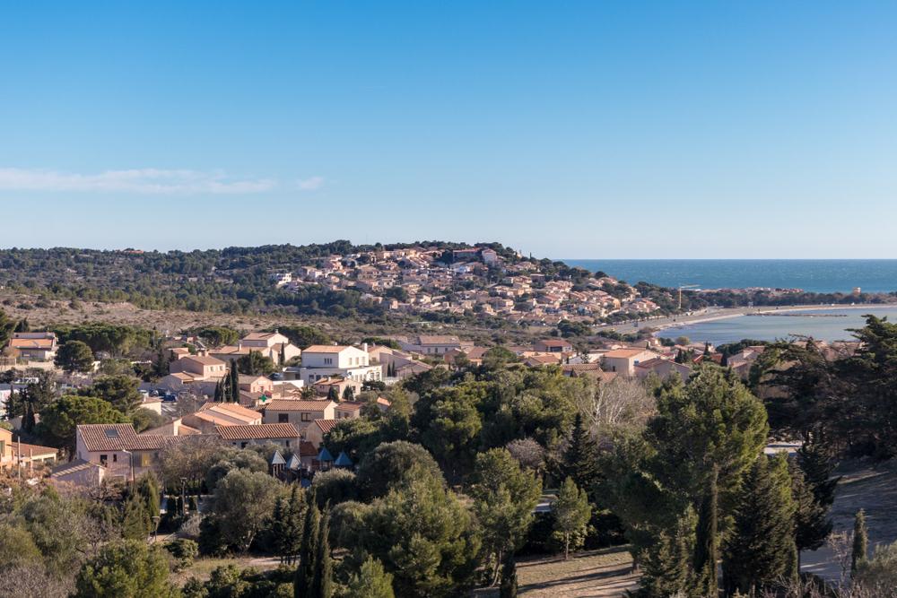 Aude - Fonds de commerce d'un hôtel bureau en station balnéaire